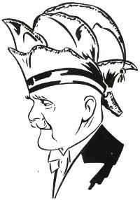 Joseph Stoll BKG 1951 Bensheimer Karnevalsgesellschaft