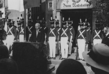 Bergsträßer Winzerfest 1932